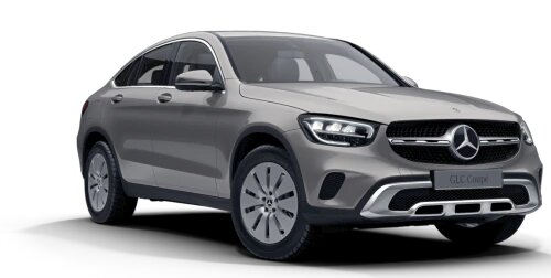 Mercedes-Benz GLC-Class Coupe C253 Facelift SUV