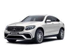 opony do Mercedes-Benz GLC-Class Coupe AMG C253 [2016 .. 2020] [EUDM] Coupe, 5d