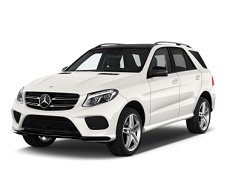 Mercedes-Benz GLE-Class W166/C292 Closed Off-Road Vehicle