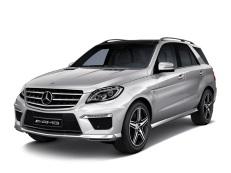 Mercedes-Benz GLE-Class AMG W166 SUV