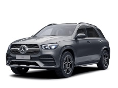 Mercedes-Benz GLE-Class wheels and tires specs icon