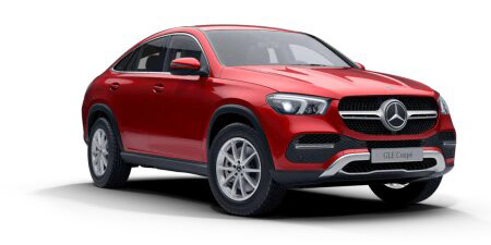 Mercedes-Benz GLE-Class Coupe wheels and tires specs icon