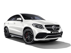 Mercedes-Benz GLE-Class Coupe AMG wheels and tires specs icon
