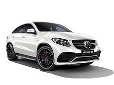 roues et icone de spécifications de pneus pour Mercedes-Benz GLE-Class Coupe AMG