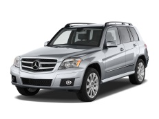 Mercedes-Benz GLK-Class X204 Closed Off-Road Vehicle