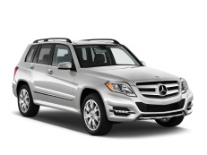 Mercedes-Benz GLK-Class X204 Restyling Closed Off-Road Vehicle