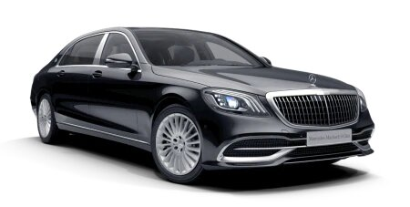 Mercedes-Maybach S-Class W222 Sedan