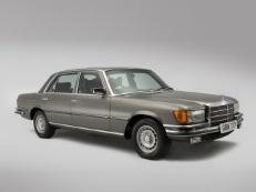 Mercedes-Benz S-Class W116 Saloon
