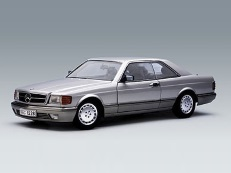 Mercedes-Benz Clase S W126 Coupe