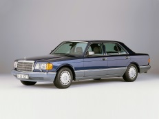Mercedes-Benz Classe S W126 Berline