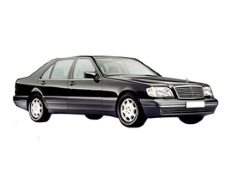 Mercedes-Benz Classe S W140 Berline