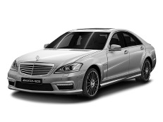 Mercedes-Benz S-Class AMG W221 Saloon