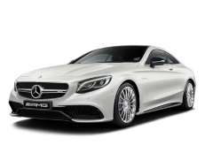 Mercedes-Benz S-Class AMG 222/217 (C217) Coupe
