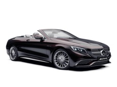 Mercedes-Benz S-Class Cabrio AMG wheels and tires specs icon