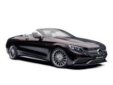 Mercedes-Benz S-Class Cabrio AMG A217 Convertible