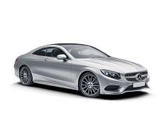 Mercedes-Benz S-Class Coupe C217 Coupe