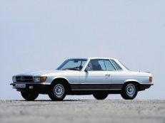 Mercedes-Benz Classe SL 107 (C107) Coupe