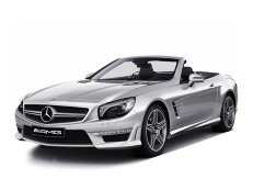 Mercedes-Benz SL-Class AMG wheels and tires specs icon