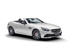 Mercedes-Benz SLC-Class AMG R172 Roadster