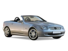 Mercedes-Benz SLK-Class wheels and tires specs icon