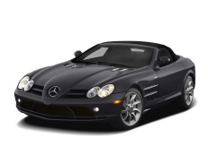 Mercedes-Benz SLR-Class wheels and tires specs icon