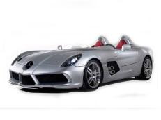Mercedes-Benz SLR-Class 199 (Z199) Speedster