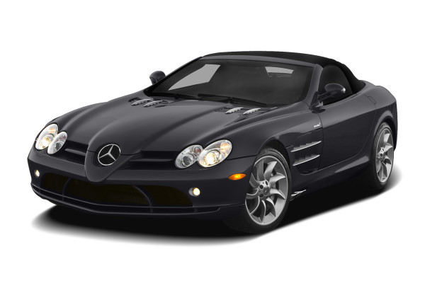 Mercedes-Benz SLR McLaren wheels and tires specs icon