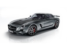 Mercedes-Benz SLS-Class AMG wheels and tires specs icon