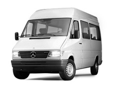 Mercedes-Benz Sprinter wheels and tires specs icon