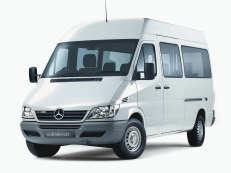 Mercedes-Benz Sprinter W901-905 Van