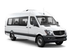 Mercedes-Benz Sprinter W906 Facelift Van