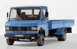 メルセデス・ベンツ T2 II トラック
