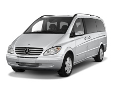 Mercedes-Benz Clase V W639 Van