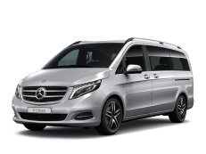 Mercedes-Benz V-Class wheels and tires specs icon