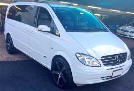 Mercedes-Benz V350 MPV