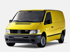 opony do Mercedes-Benz Vito W638 [1996 .. 2003] [EUDM] Van