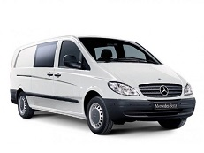 opony do Mercedes-Benz Vito W639 [2004 .. 2010] [EUDM] Van
