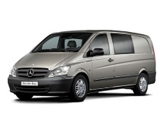 opony do Mercedes-Benz Vito W639 restyling [2010 .. 2014] [EUDM] Van