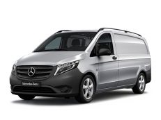 Mercedes-Benz Vito wheels and tires specs icon