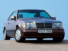 Mercedes-Benz W124 wheels and tires specs icon