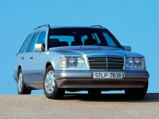 Mercedes-Benz W124 Br124 (S124) Estate