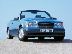 Mercedes-Benz W124 Br124 (A124) Convertible