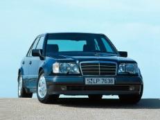 Mercedes-Benz W124 Br124 (W124) Saloon