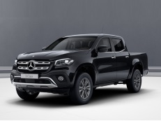 Mercedes-Benz X-Class wheels and tires specs icon