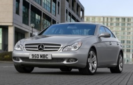 Mercedes-Benz CLS-Class C219 Coupe