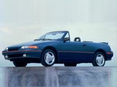 Mercury Capri XR3 Convertible