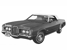 Mercury Cougar II Coupe
