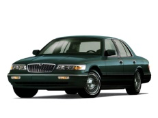 Mercury Grand Marquis wheels and tires specs icon