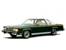 Mercury Marquis III Limousine