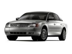 Mercury Montego wheels and tires specs icon